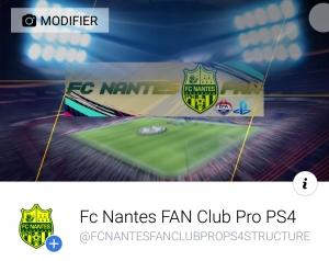 Photo de l'entreprise FC NANTES FAN qui recrute dans le jeu vidéo et l'Esport