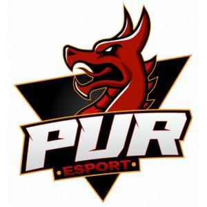 Logo de la structure PuR eSport Academy