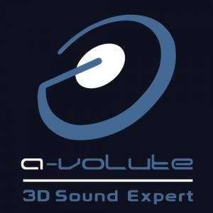 Logo de la structure A-Volute