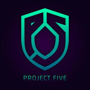 Logo de la structure Project Five Esport