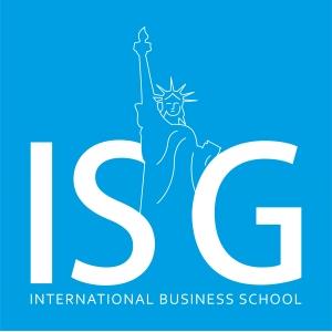 Logo de la structure ISG MSc & MBA