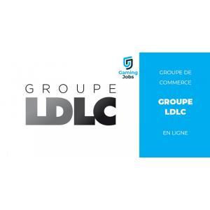 Logo de la structure Groupe LDLC