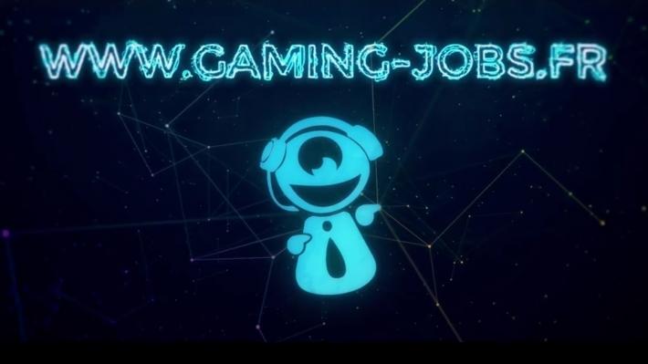 Logo du partenaire Trouvez un job dans l'e-sport avec Gaming jobs ! - Oserv Esport