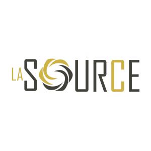 Logo du partenaire La Source