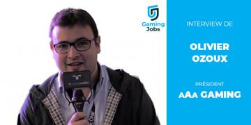 Photo de Olivier Ozoux – *aAa* Gaming