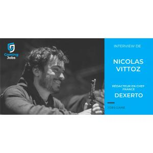 Photo de Nicolas Vittoz - Dexerto
